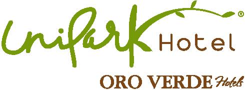 Unipark Oro Verde Logo
